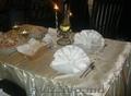Романтический ужин при свечах + номер на двоих на ночь.