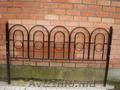 Ритуальные ограды для могил на заказ