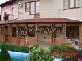Террасы - ассортимент от Prosperitas. Лучшее качество и выбор беседок в Молдове