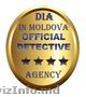 Детективное агентство DIA в Молдове. Детектив. Розыск. наблюдение.