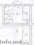 Продаем 3-комнатную квартиру в г.Рыбница по ул.Маяковского=$8990