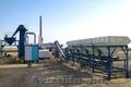 Стационарный асфальтный завод Sinosun QLB20 -20 т/час.