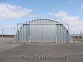 Ангары бескаркасные заводского изготовления 23022021