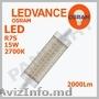 Bec led R7s in Chisinau,  OSRAM,  LEDVANCE,  panlight,  iluminarea cu led in Moldova