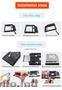 Адаптер HDD Caddy Sata to Sata - 9.5mm и 12, 7мм.