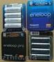 Аккумуляторы Panasonic,  Fujitsu Powerex Sony Зарядки BTY-V407 LiitoKala Lii-S4