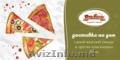Ароматная пицца по оригинальным рецептам с доставкой на дом